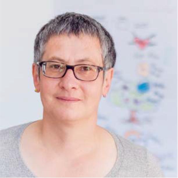 AKP – Alternative Kommunalpolitik: Rita A. Herrmann
